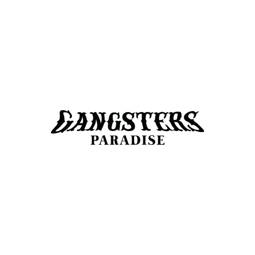 GANGSTERS PARADISE Decal Sticker