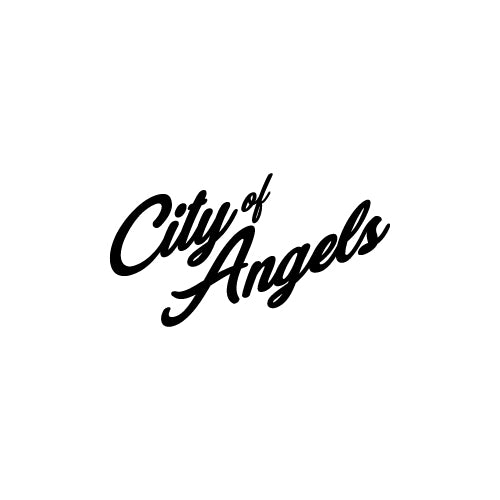 CITY OF ANGELS (LA) Decal Sticker