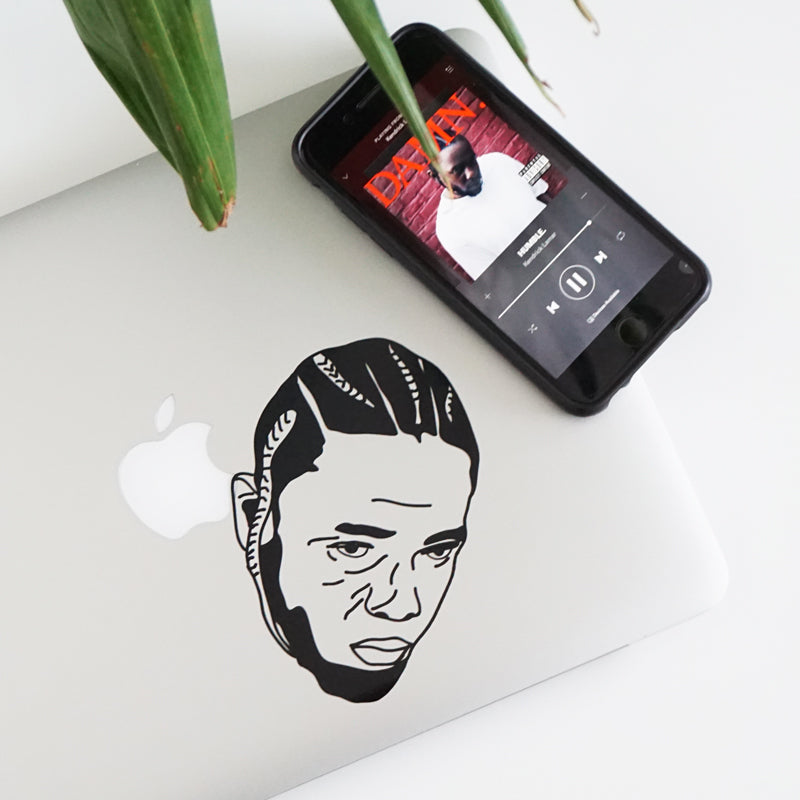KENDRICK Decal Sticker