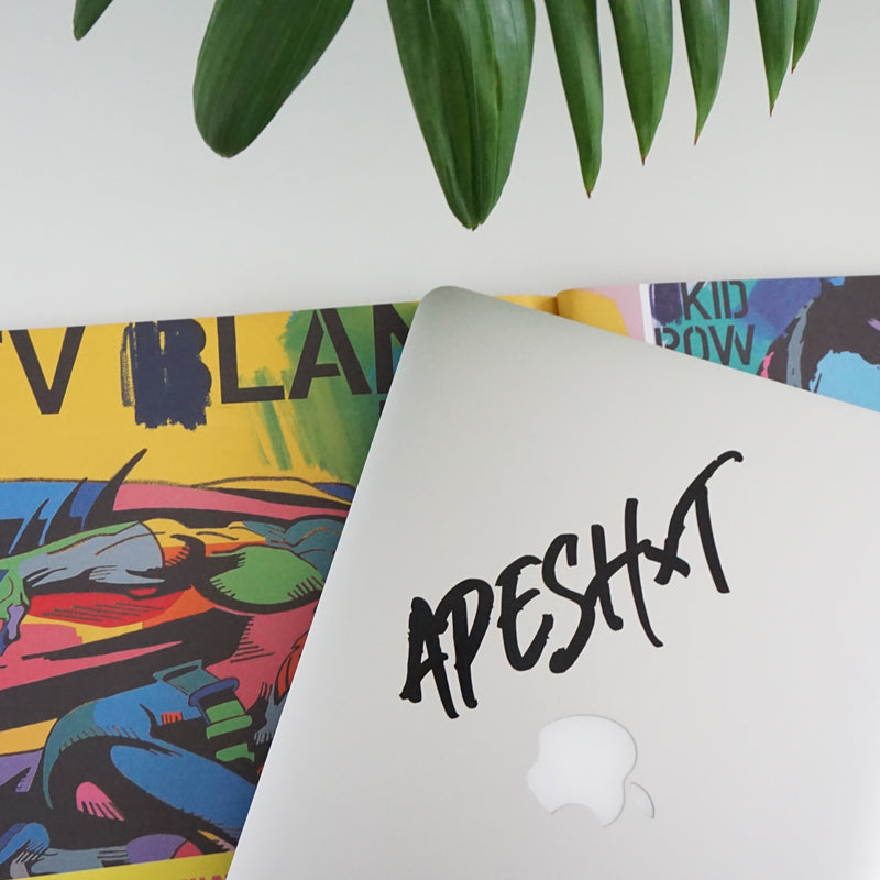 APESH*T Decal Sticker