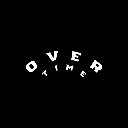 OVERTIME Decal Sticker