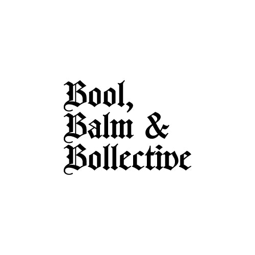 BOOL, BALM & BOLLECTIVE Decal Sticker