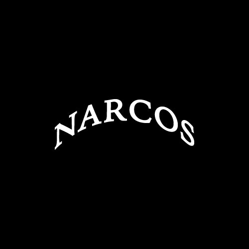 NARCOS Decal Sticker