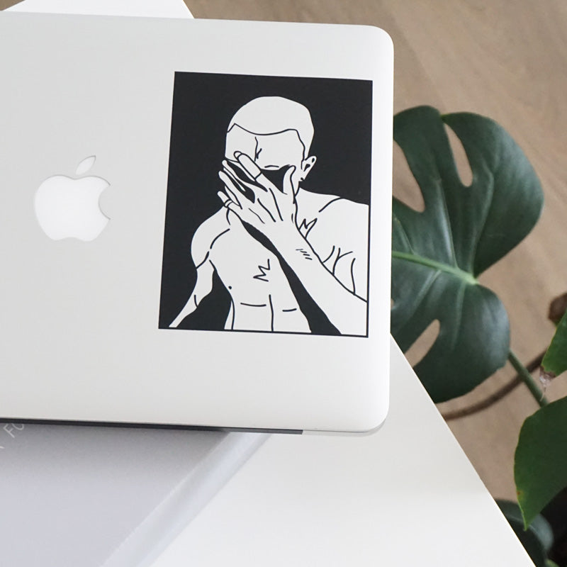 FRANK Decal Sticker