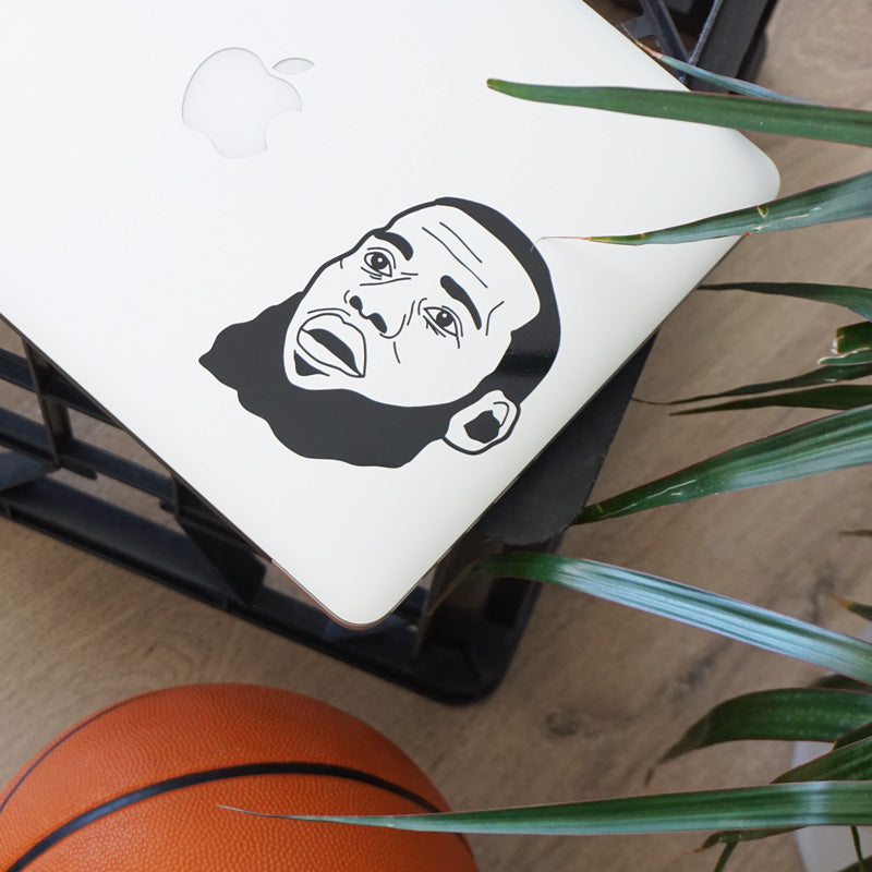 LEBRON Decal Sticker