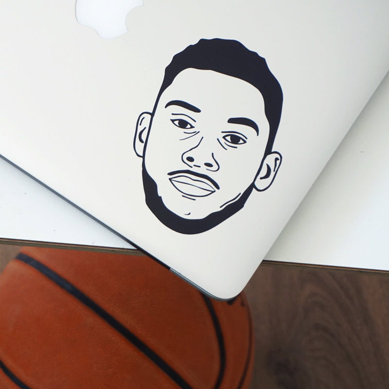 SIMMONS Decal Sticker