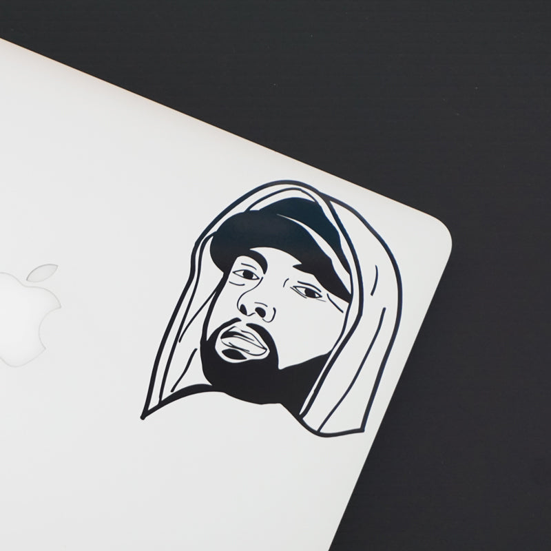 SLIM SHADY Decal Sticker