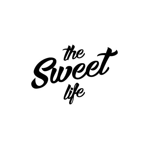 THE SWEET LIFE Decal Sticker