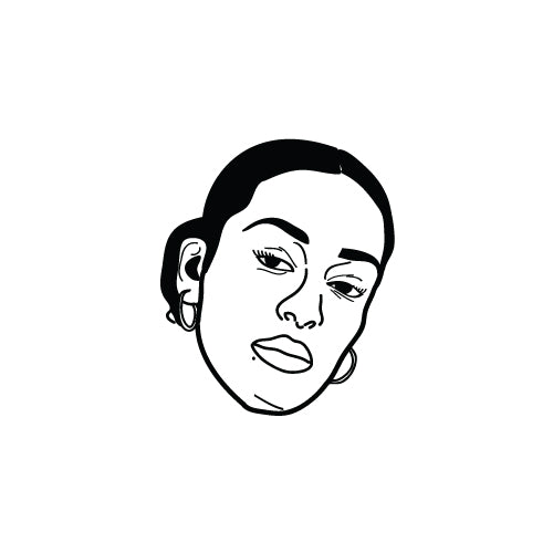 JORJA SMITH Decal Sticker