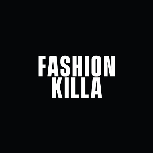 FASHION KILLA Decal Sticker