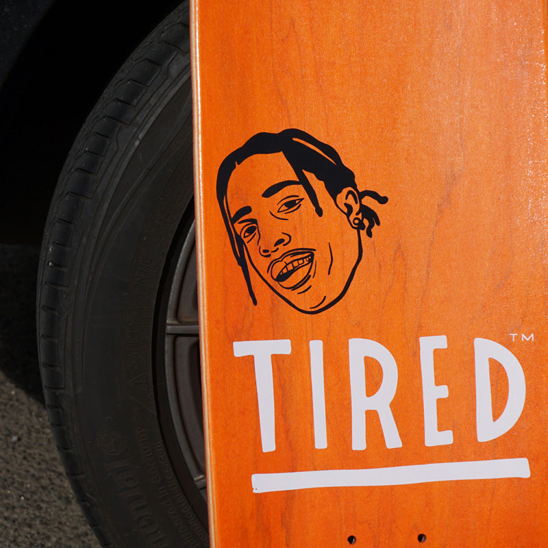 ASAP ROCKY FACE Decal Sticker