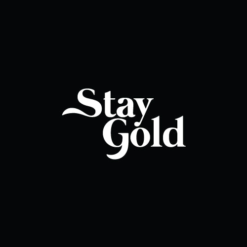 STAY GOLD Decal Sticker