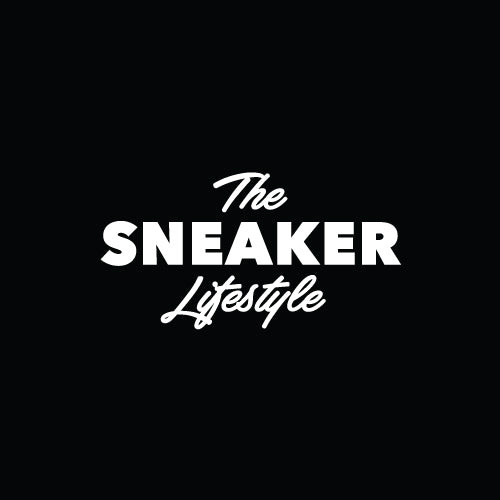 THE SNEAKER LIFESTYLE Decal Sticker