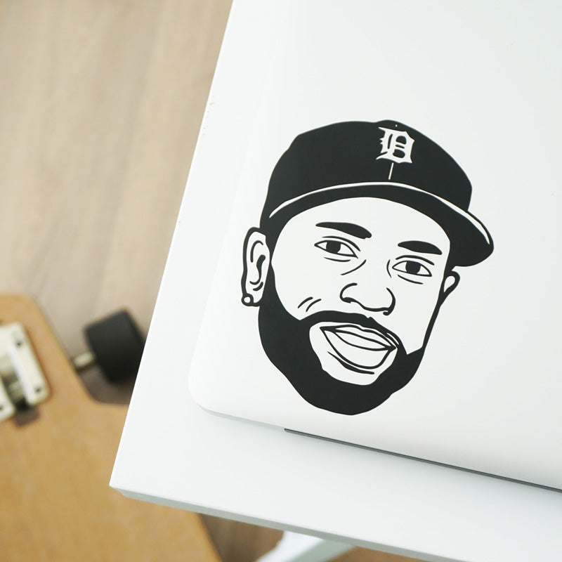 BIG SEAN Decal Sticker