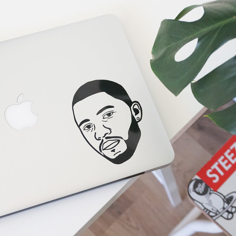 FRANK 2019 FACE Decal Sticker