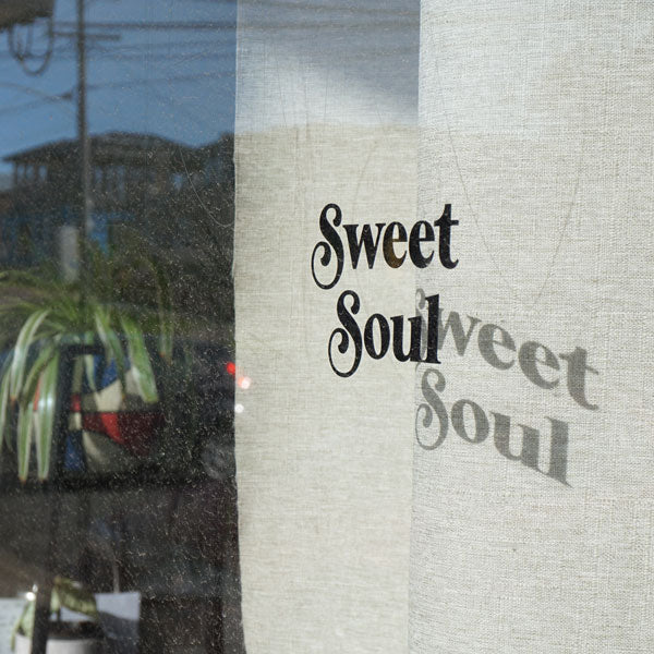 SWEET SOUL Decal Sticker