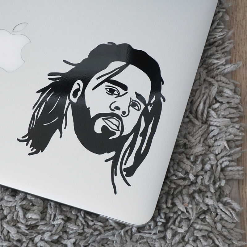 COLE FACE Decal Sticker