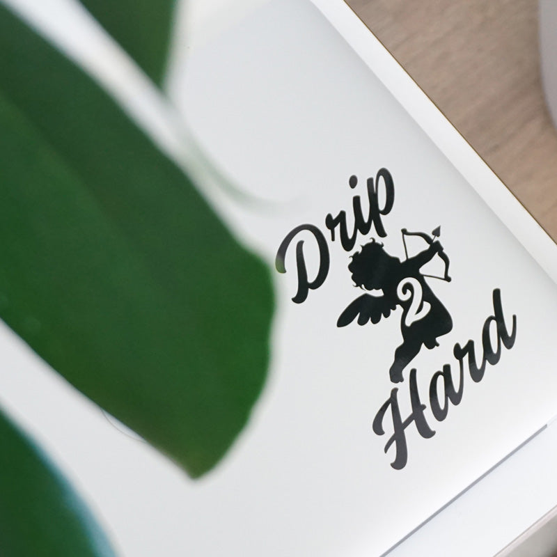 DRIP 2 HARD Decal Sticker