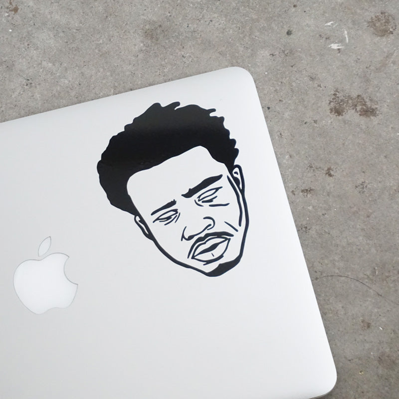 RODDY FACE Decal Sticker