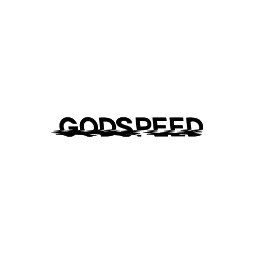 GODSPEED Decal Sticker