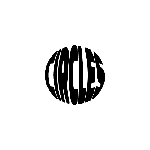 CIRCLES Decal Sticker