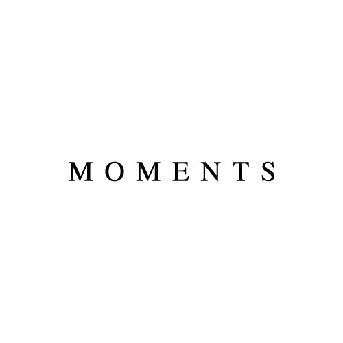 MOMENTS Decal Sticker