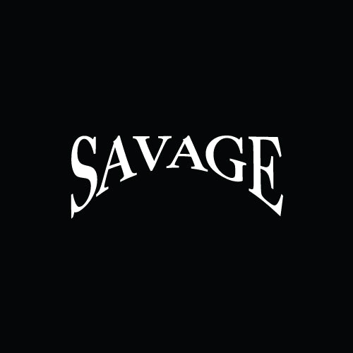 SAVAGE ARCH Decal Sticker