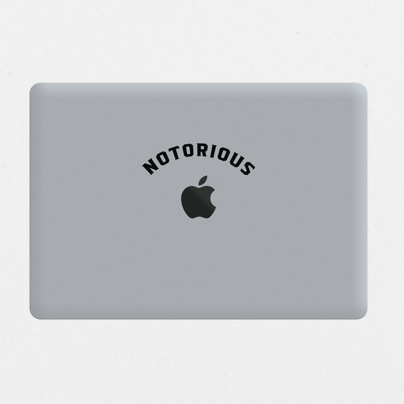 NOTORIOUS ARCH Decal Sticker