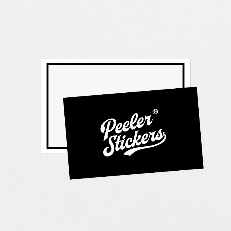 Custom Rectangle Stickers