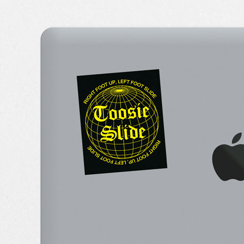 Toosie Slide Printed Sticker