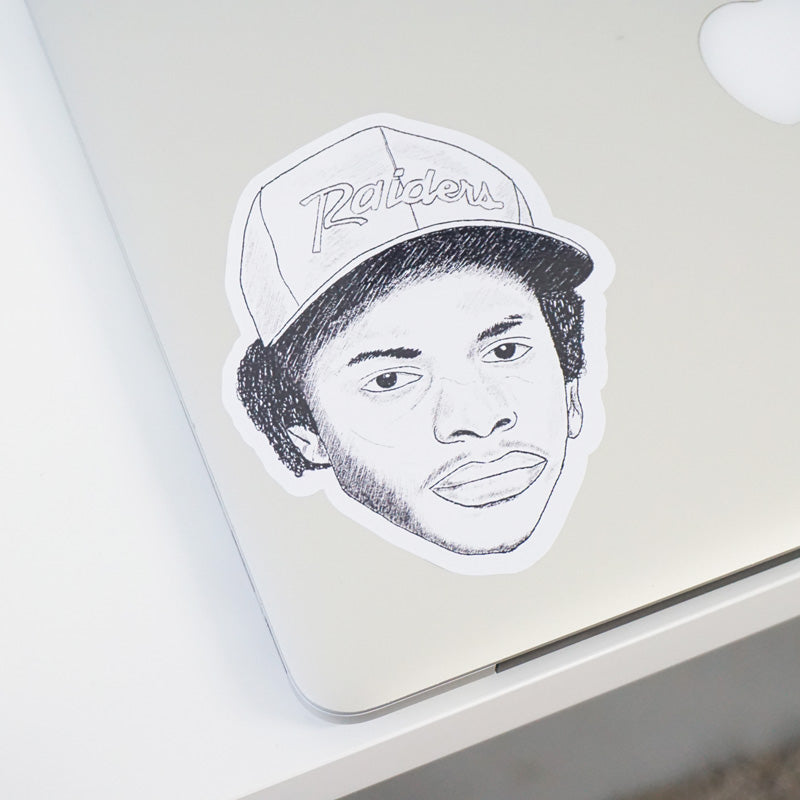 Eazy Printed Sticker
