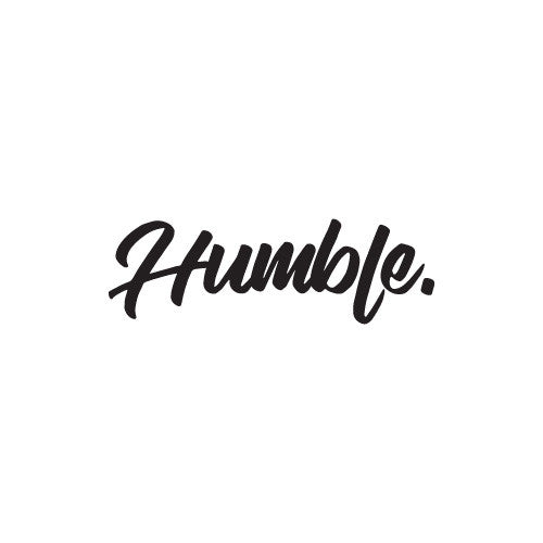 HUMBLE Decal Sticker