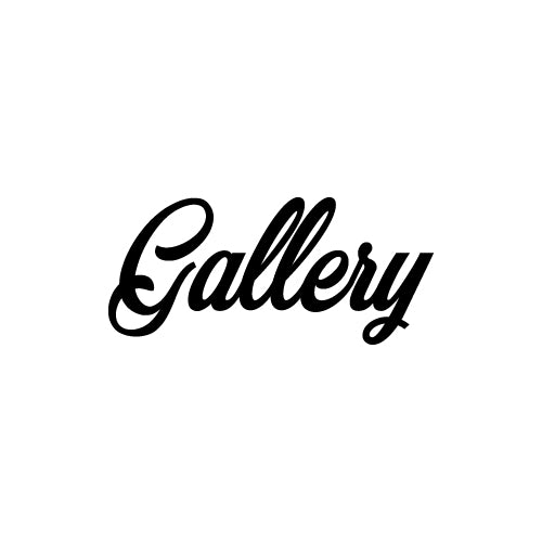 GALLERY Wall Decal Sticker
