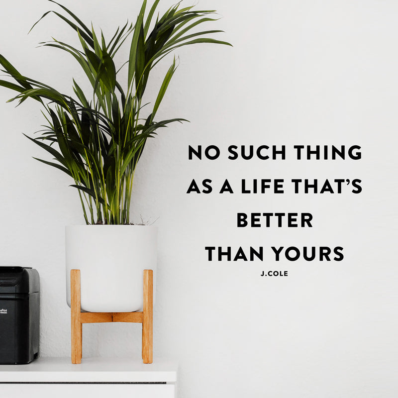 NO SUCH THING Wall Decal Sticker