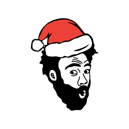 CHRISTMAS HAT CHILDISH GAMBINO Decal Sticker