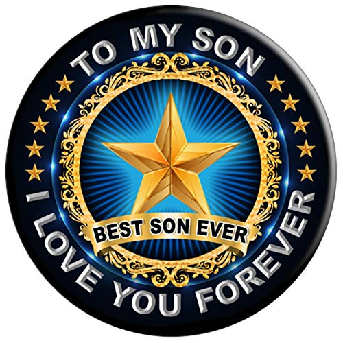 To My Son Best Ever I Love You Forever Unique Birthday Gift