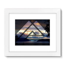 Tri-Howe Sound: Framed Fine Art Print