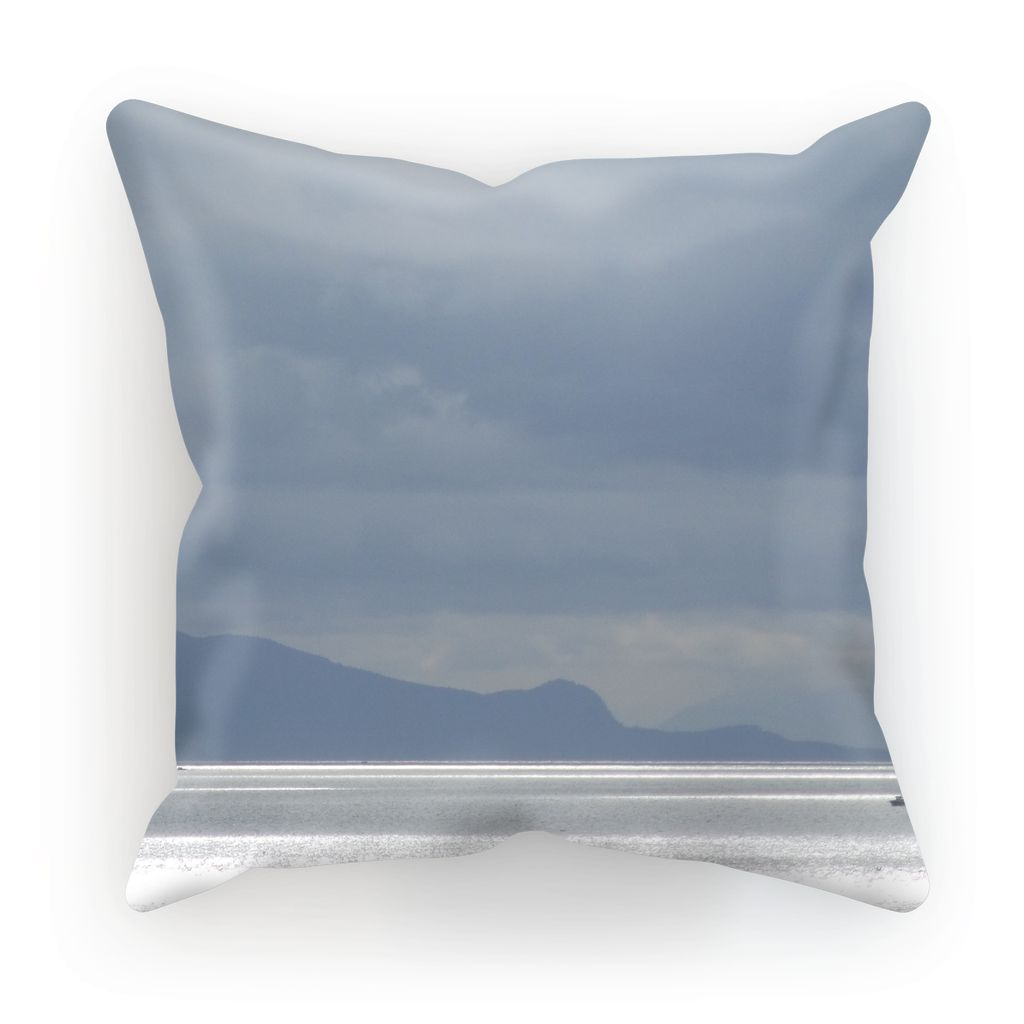 Ocean Shine:  Cushion