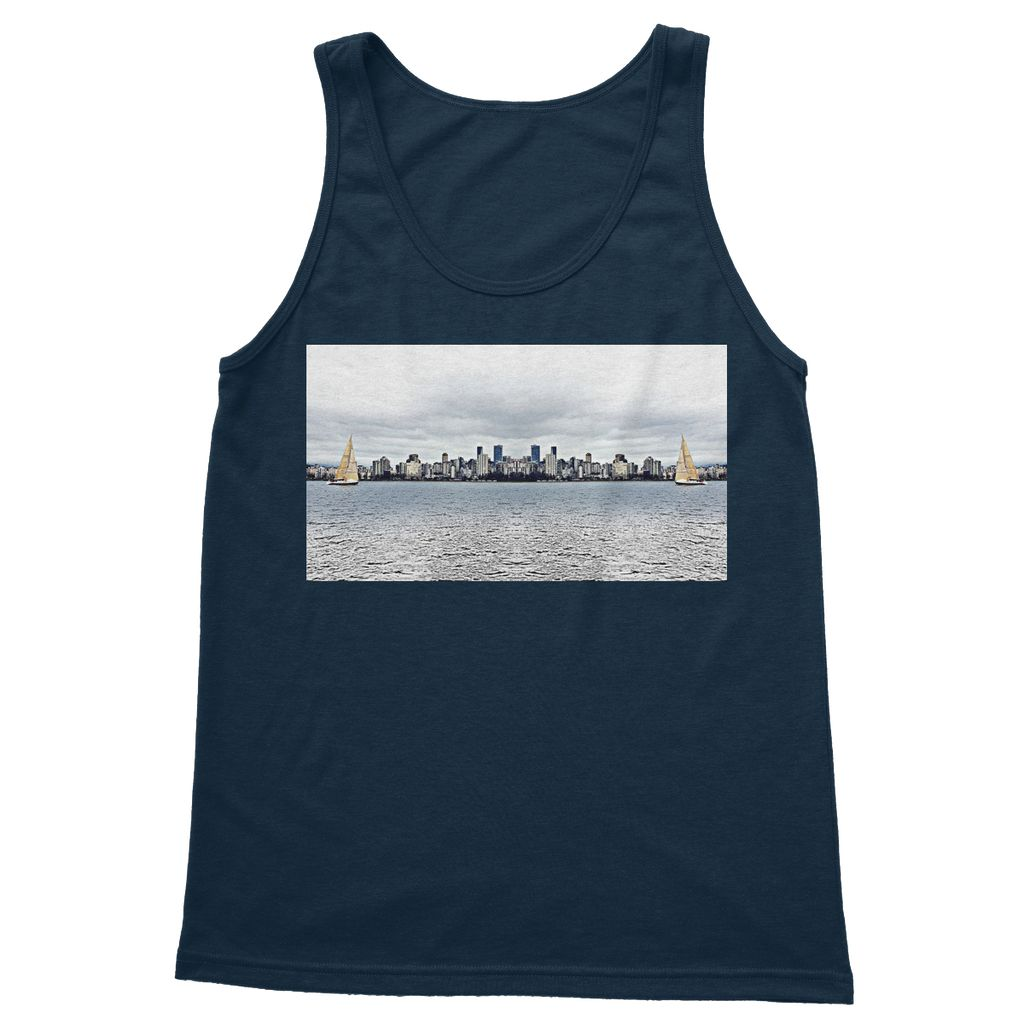Mirror Waters Softstyle Tank Top