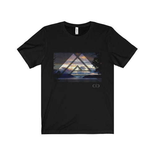 Tri-Howe Sound: Men's Jersey Short Sleeve Tee