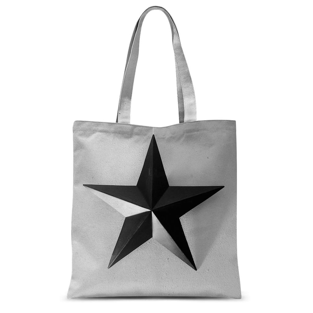Star Wish:  Sublimation Tote Bag