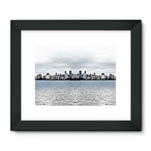 Mirror Waters Framed Fine Art Print