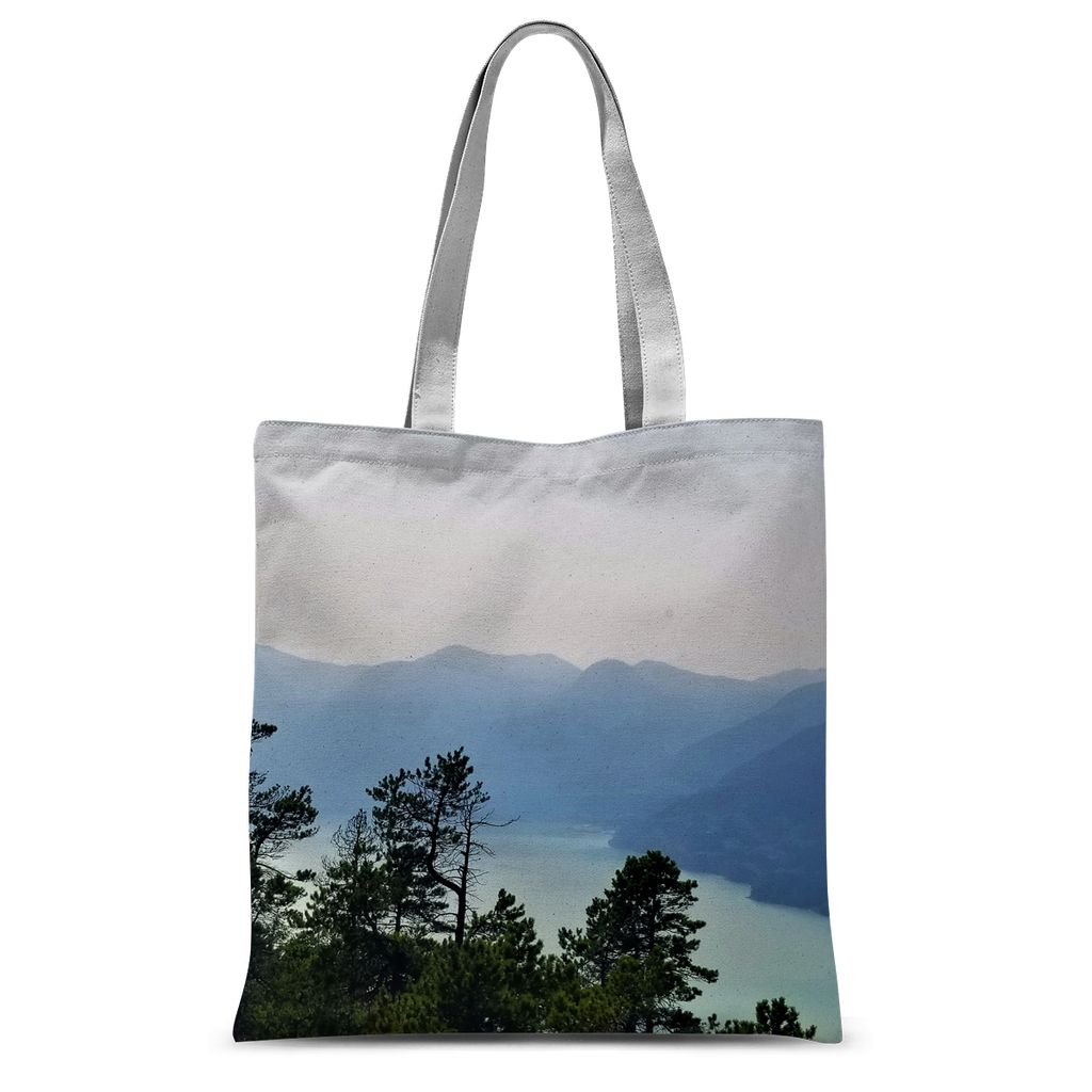 Chief Vantage:  Sublimation Tote Bag