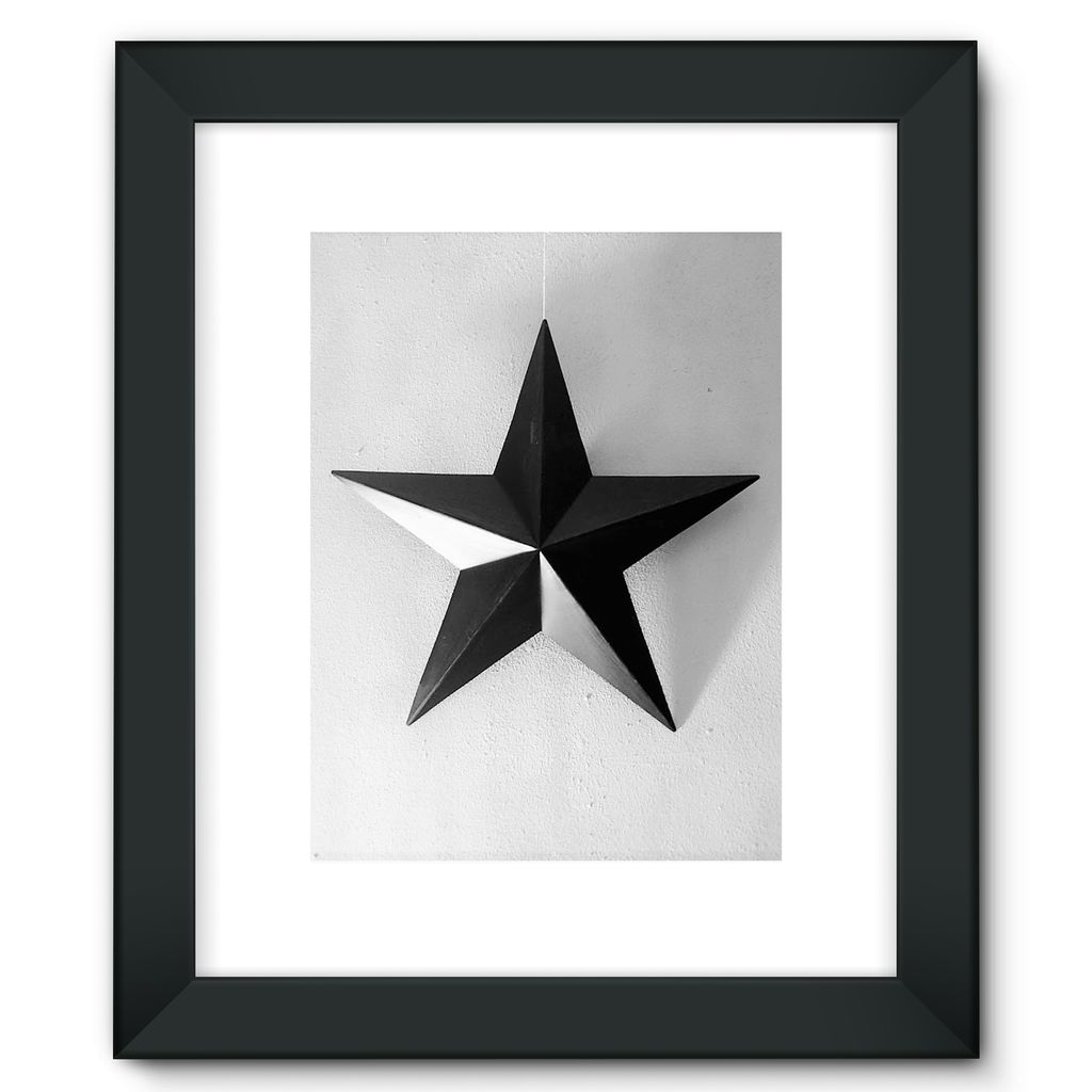 Star Wish:  Framed Fine Art Print