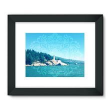 Light Scape:  Framed Fine Art Print