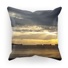 English Bay:  Cushion