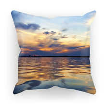 Water Ways:  Cushion