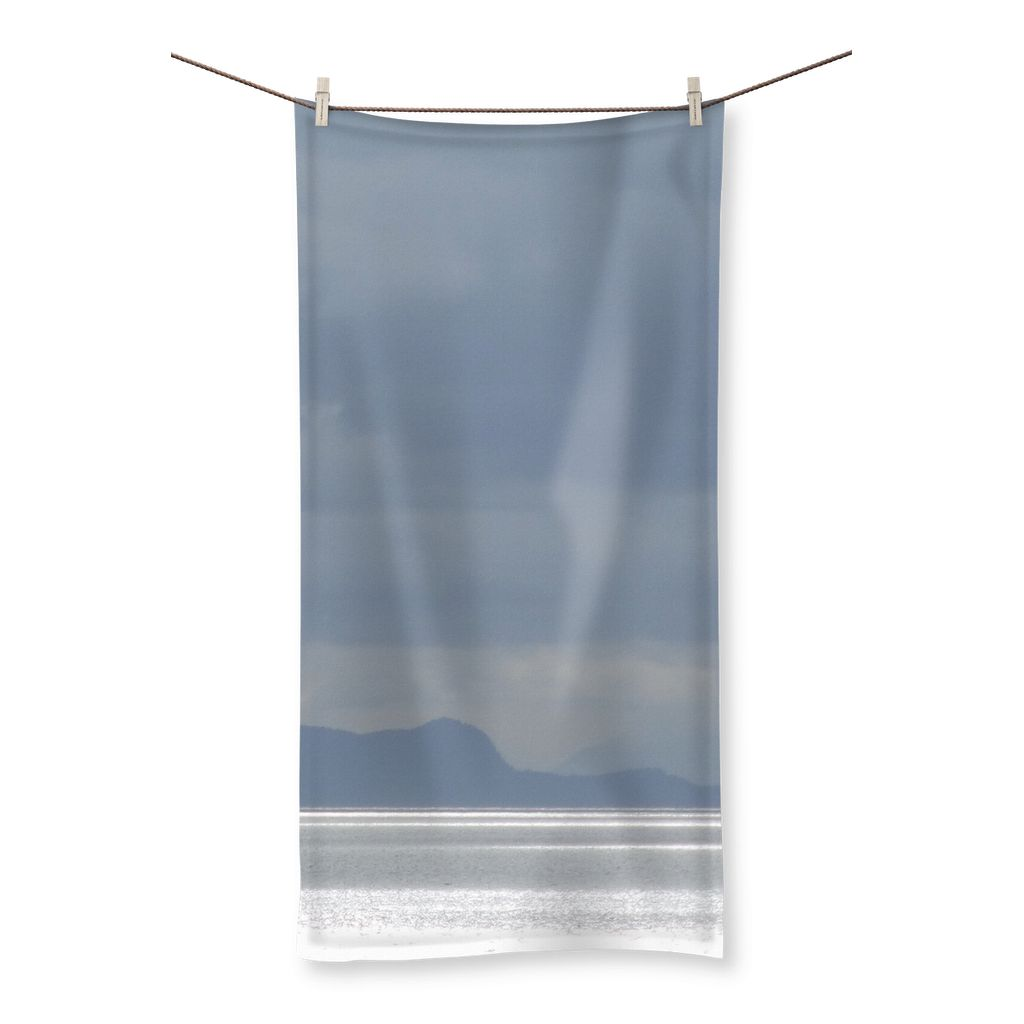 Ocean Shine:  Beach Towel