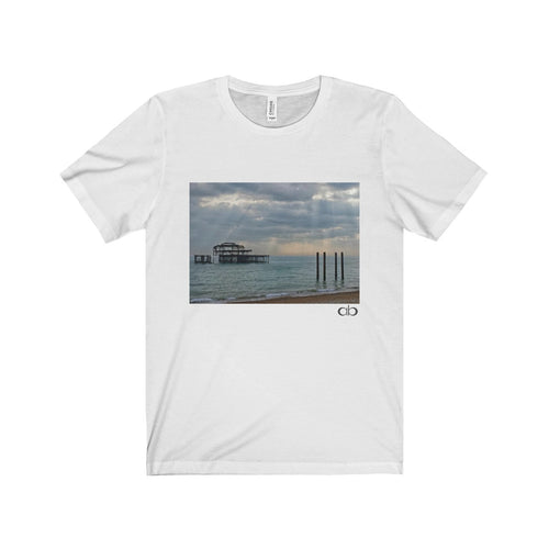 Brighton Beach: Men's Jersey Short Sleeve Tee