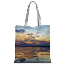 Water Ways:  Sublimation Tote Bag
